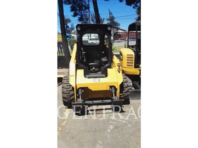 CATERPILLAR MINICARGADORAS 236DLRC equipment  photo 2