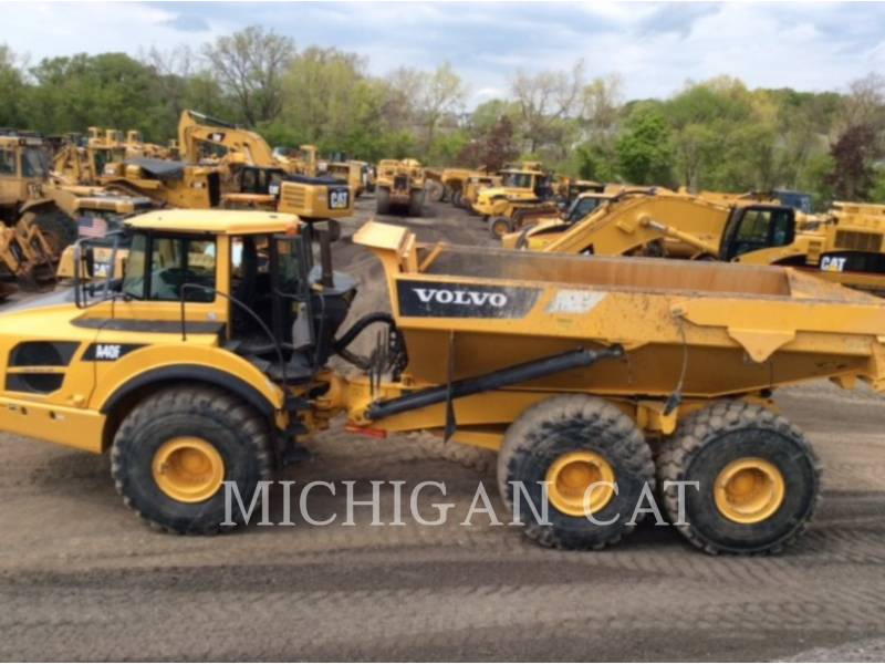 VOLVO CONSTRUCTION EQUIPMENT ARTICULATED TRUCKS A40F equipment  photo 10