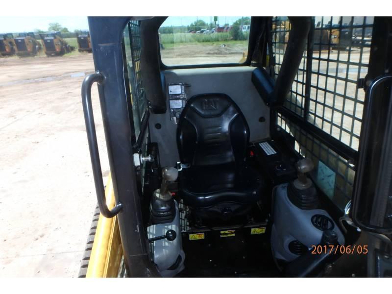 CATERPILLAR MULTI TERRAIN LOADERS 247B3 equipment  photo 7