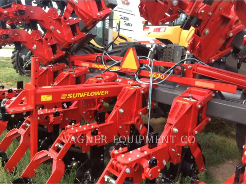 SUNFLOWER MFG. COMPANY EQUIPO DE LABRANZA AGRÍCOLA SF7630-30 equipment  photo 7