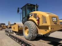 Equipment photo CATERPILLAR CS74B PLANO DO TAMBOR ÚNICO VIBRATÓRIO 1