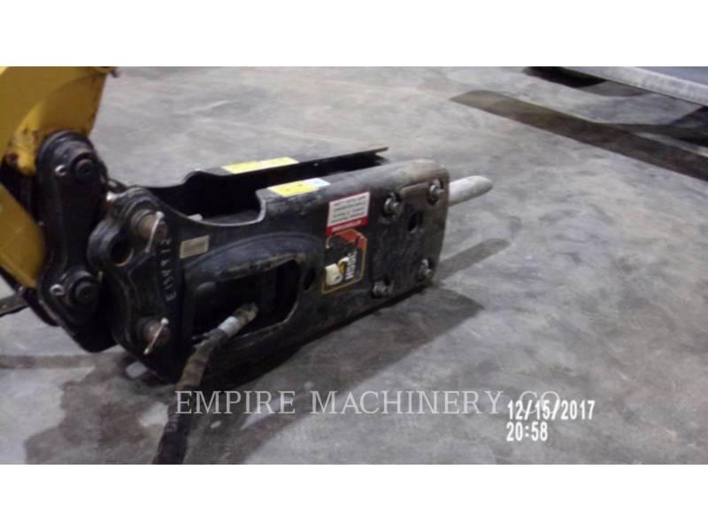 CATERPILLAR МАССА - МОЛОТ H55E 304E equipment  photo 3