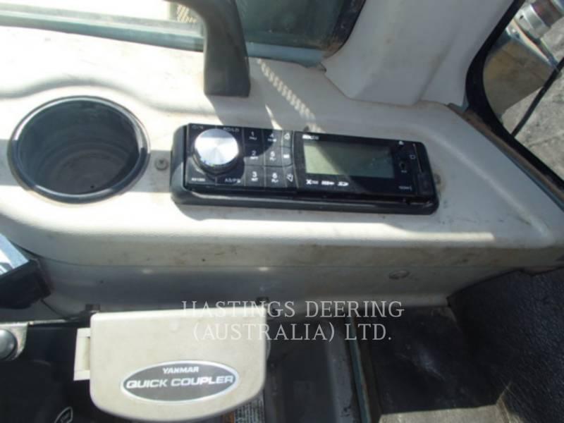 YANMAR TRACK EXCAVATORS V1055-5B equipment  photo 6