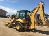 CATERPILLAR BAGGERLADER 420F 4WD equipment  photo 2