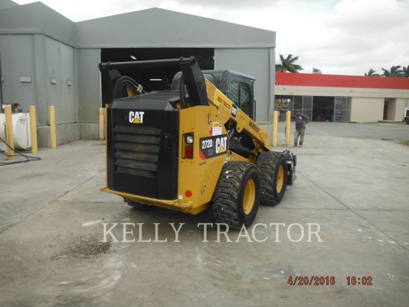 CATERPILLAR MINICARGADORAS 272D2XHP equipment  photo 4