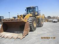 Equipment photo CATERPILLAR 980 L PALE GOMMATE/PALE GOMMATE MULTIUSO 1