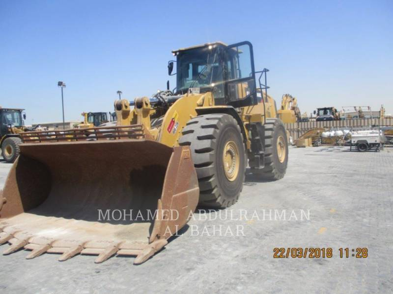 CATERPILLAR WHEEL LOADERS/INTEGRATED TOOLCARRIERS 980 L equipment  photo 1