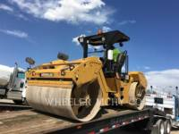 CATERPILLAR VIBRATORY DOUBLE DRUM ASPHALT CB64 R9 equipment  photo 6