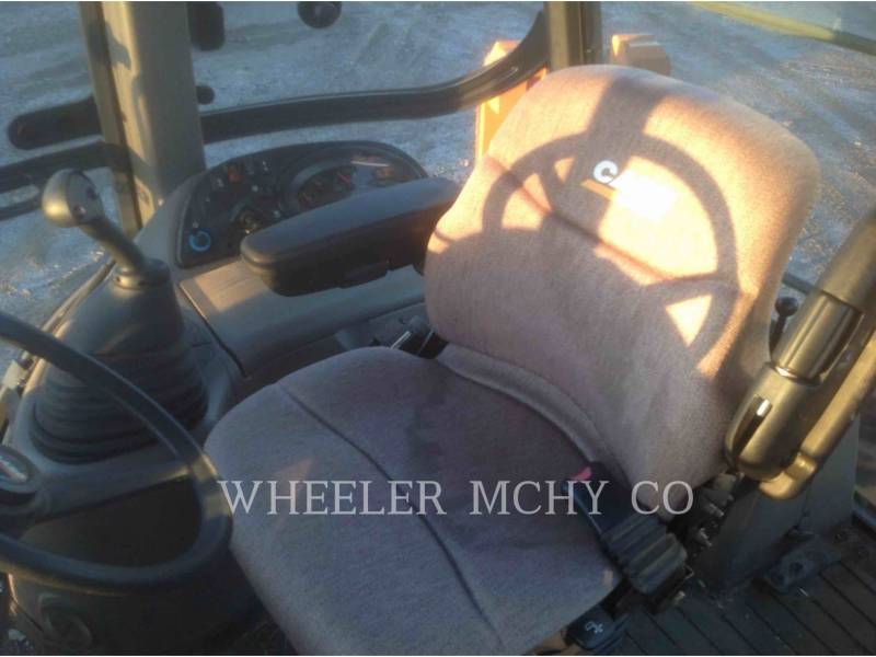 CASE BACKHOE LOADERS 580SN equipment  photo 10