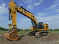 Equipment photo Caterpillar 374DL EXCAVATOARE PE ŞENILE 1