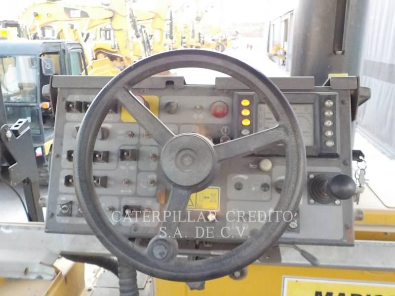 CATERPILLAR PAVIMENTADORA DE ASFALTO AP-655D equipment  photo 10