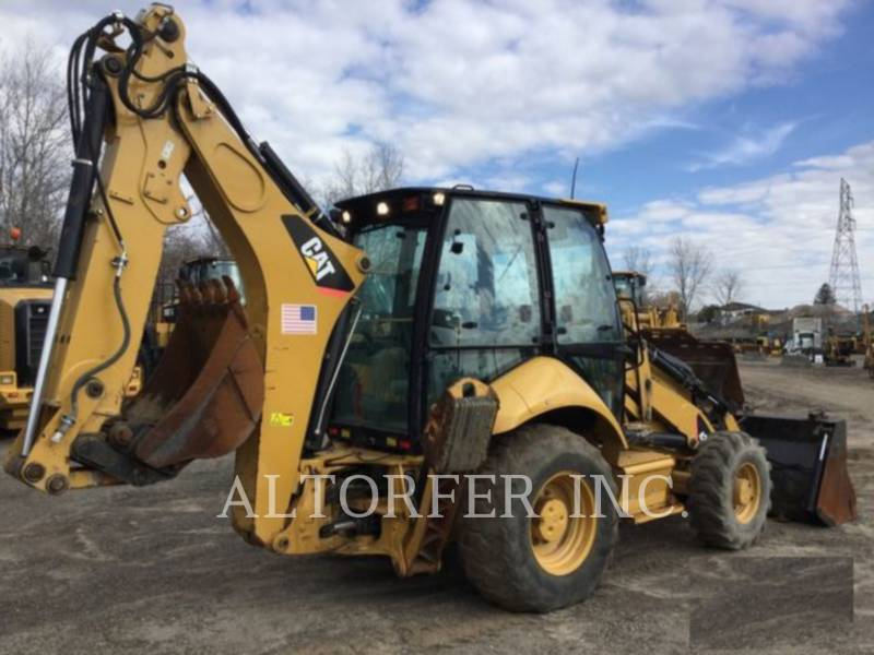 CATERPILLAR RETROESCAVADEIRAS 420E IT equipment  photo 4