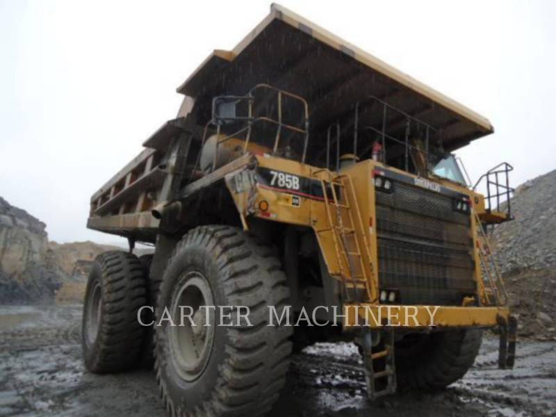 CATERPILLAR MINING OFF HIGHWAY TRUCK 785B equipment  photo 1