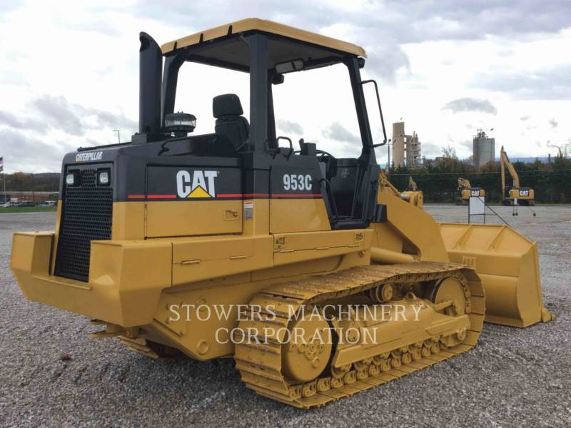 CATERPILLAR CARGADORES DE CADENAS 953C equipment  photo 11