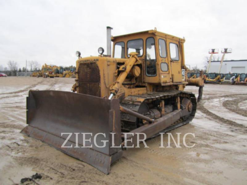 CATERPILLAR KETTENDOZER D7F equipment  photo 3