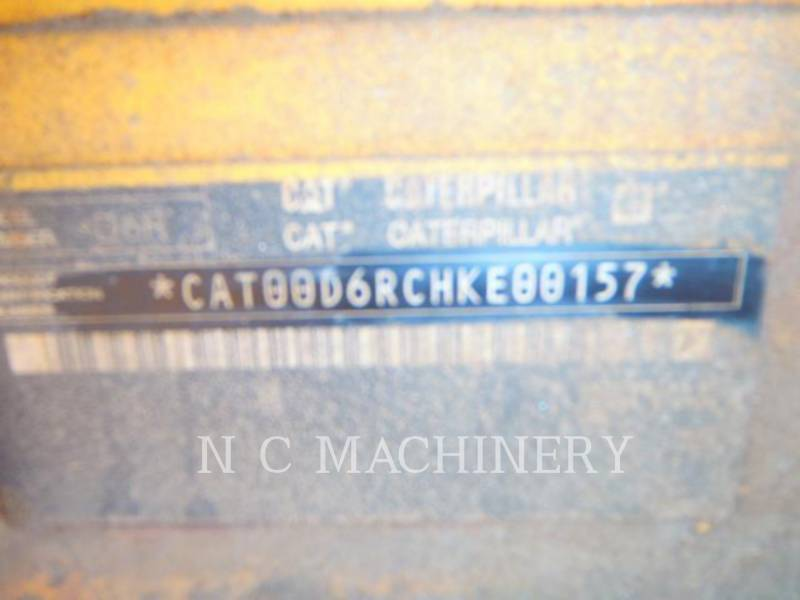 CATERPILLAR TRACK TYPE TRACTORS D6R XLVPAT equipment  photo 7
