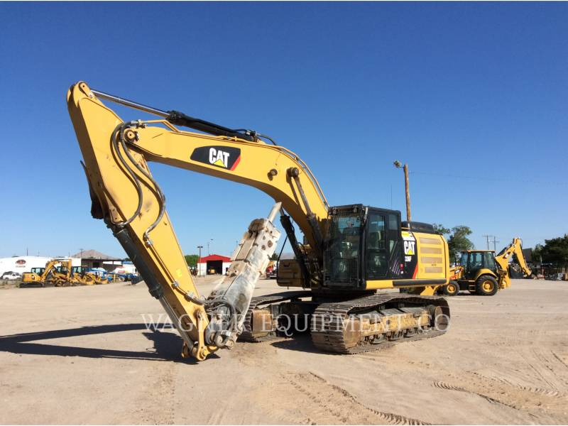 CATERPILLAR EXCAVADORAS DE CADENAS 336FL HMR equipment  photo 1