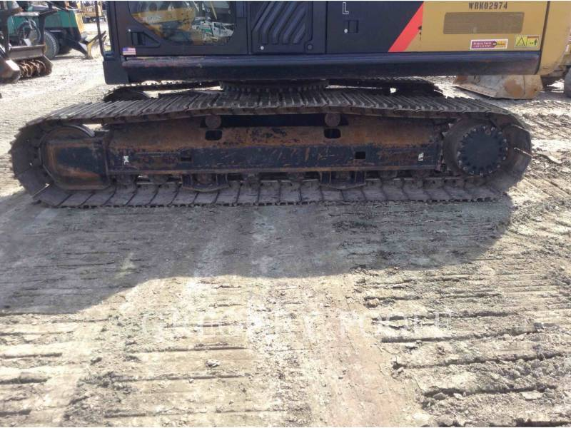 CATERPILLAR EXCAVADORAS DE CADENAS 320EL equipment  photo 23