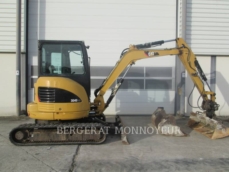CATERPILLAR PELLES SUR CHAINES 304D CR equipment  photo 1