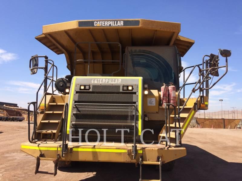 CATERPILLAR CAMIONES RÍGIDOS 773F equipment  photo 3