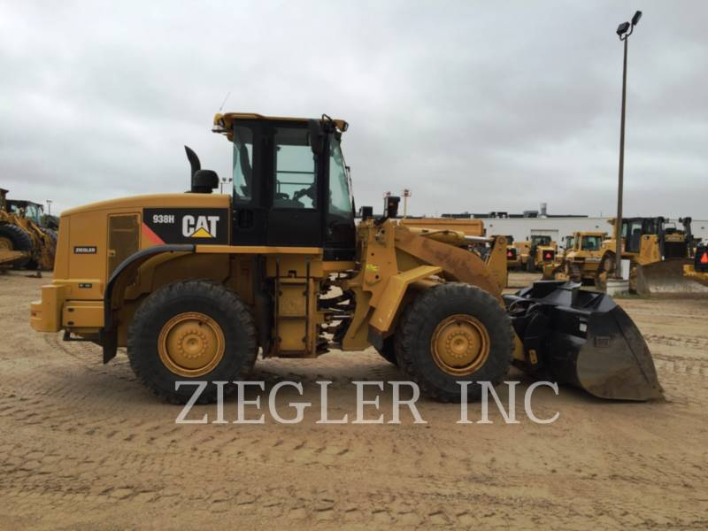 CATERPILLAR CARGADORES DE RUEDAS 938H equipment  photo 6