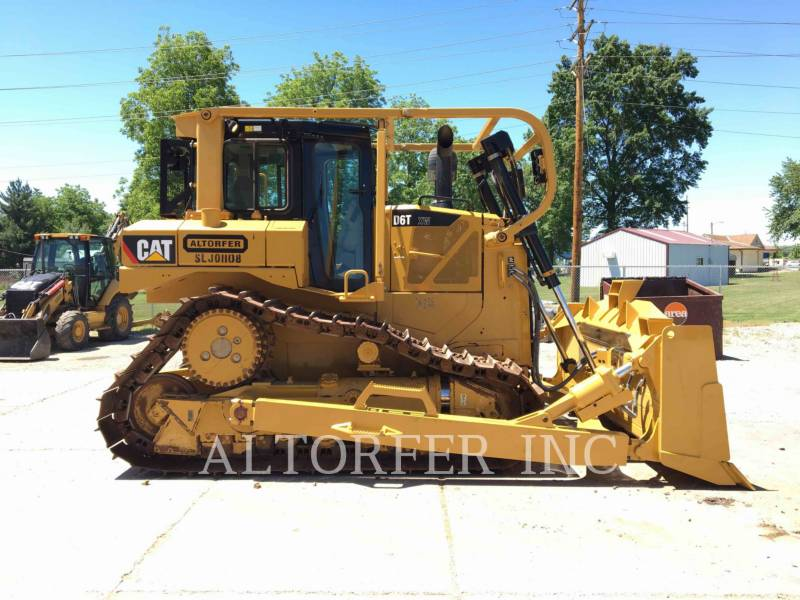 CATERPILLAR TRACTORES DE CADENAS D6T XW equipment  photo 6