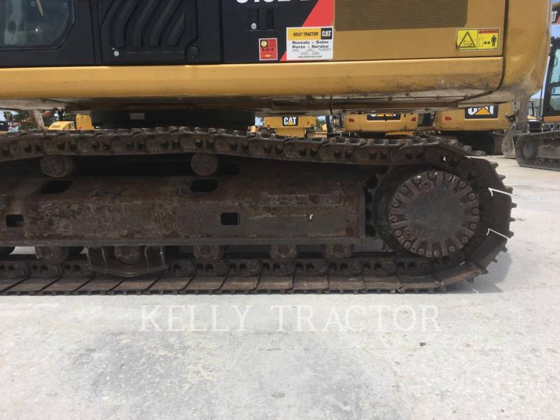 CATERPILLAR TRACK EXCAVATORS 318EL equipment  photo 9