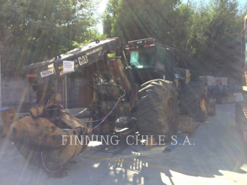 CATERPILLAR FORESTRY - SKIDDER 545C equipment  photo 11