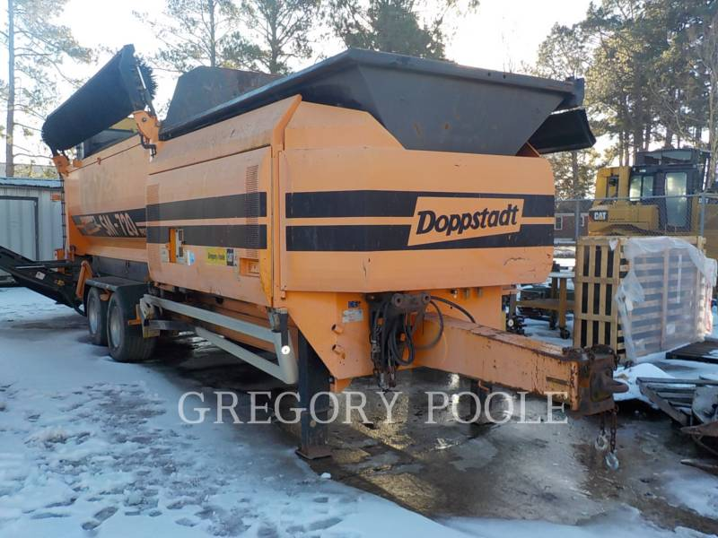 DOPPSTADT CRIBAS SM 720 equipment  photo 2