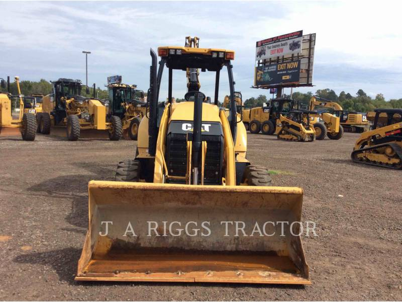 CATERPILLAR RETROEXCAVADORAS CARGADORAS 420F 4E equipment  photo 2