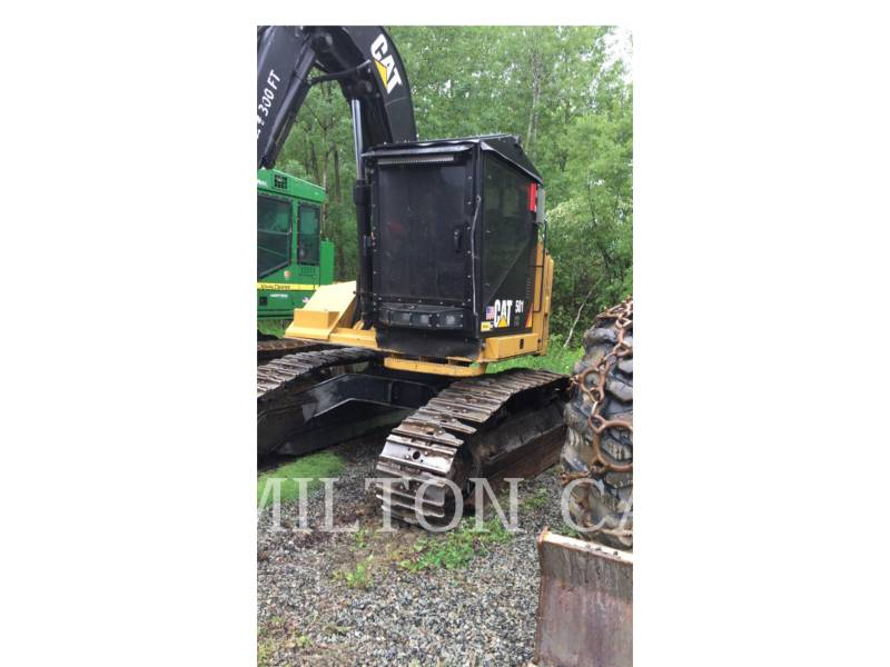CATERPILLAR FORESTRY - HARVESTER 501 HD equipment  photo 4