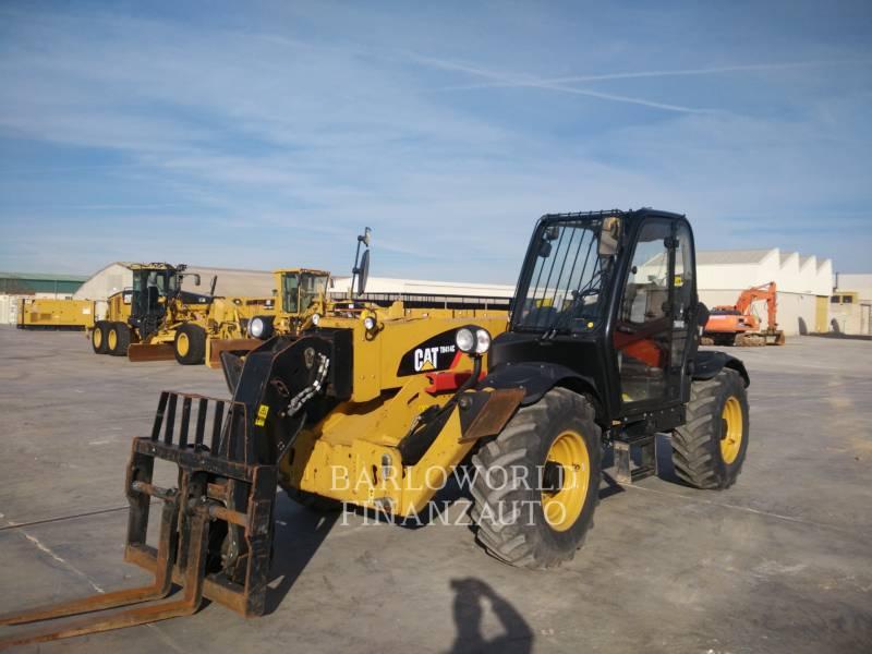CATERPILLAR テレハンドラ TH414C equipment  photo 2