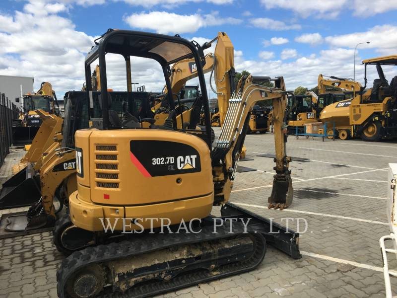 CATERPILLAR EXCAVADORAS DE CADENAS 302.7DCR equipment  photo 7