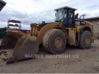 CATERPILLAR PÁ-CARREGADEIRAS DE RODAS/ PORTA-FERRAMENTAS INTEGRADO 980K AG equipment  photo 1