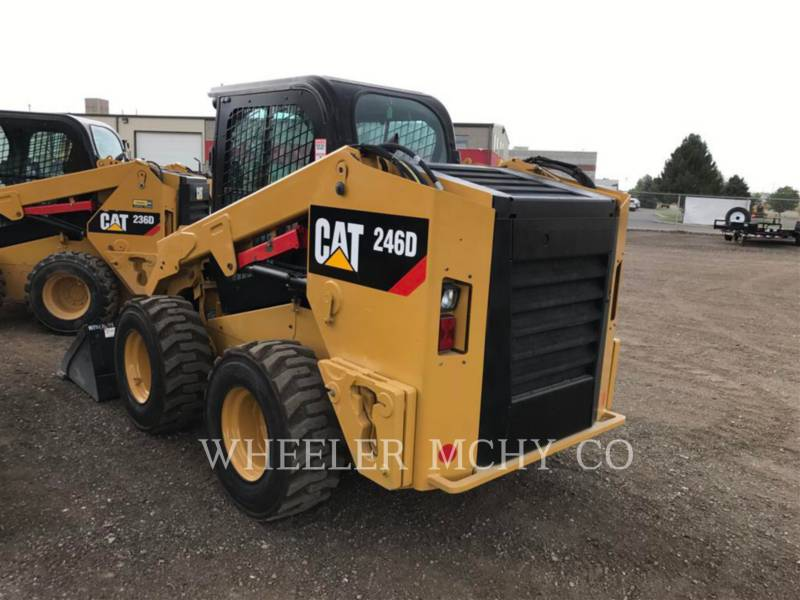 CATERPILLAR CHARGEURS COMPACTS RIGIDES 246D C3 2S equipment  photo 3