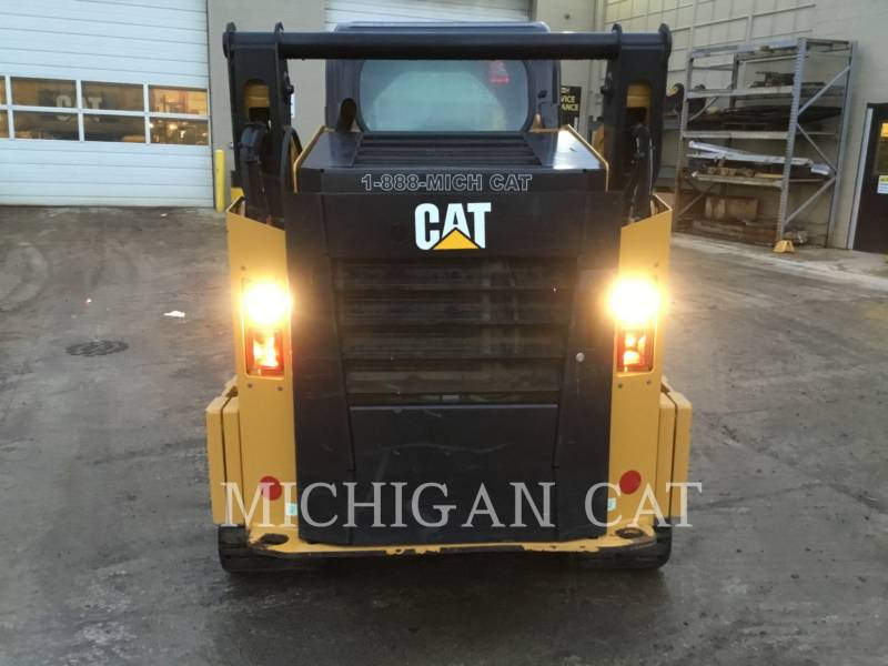 CATERPILLAR CHARGEURS TOUT TERRAIN 257D A2Q equipment  photo 8