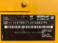 CATERPILLAR Grupos electrógenos fijos D200 equipment  photo 9