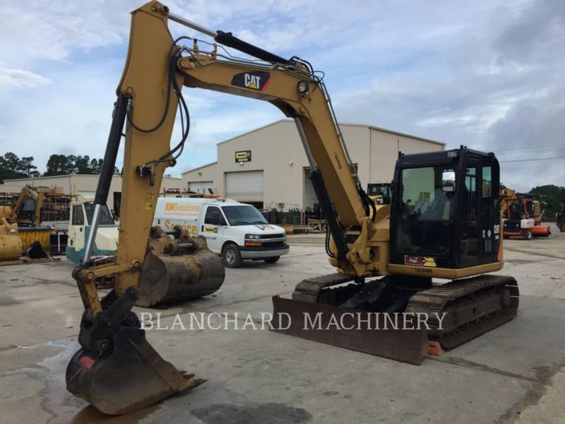 CATERPILLAR TRACK EXCAVATORS 308 E2 CR SB equipment  photo 2