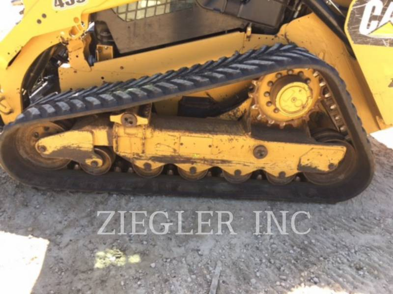CATERPILLAR DELTALADER 299DXHP equipment  photo 8