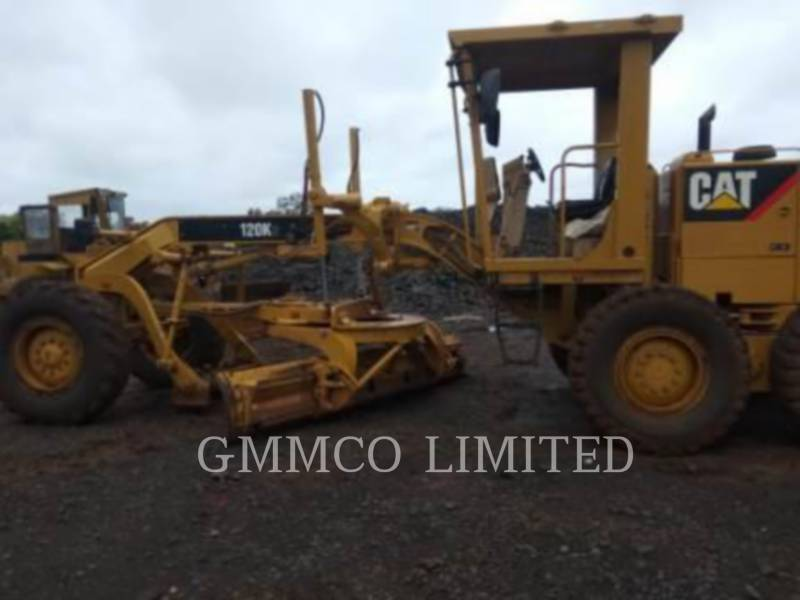 CATERPILLAR MOTOR GRADERS 120K2 equipment  photo 2