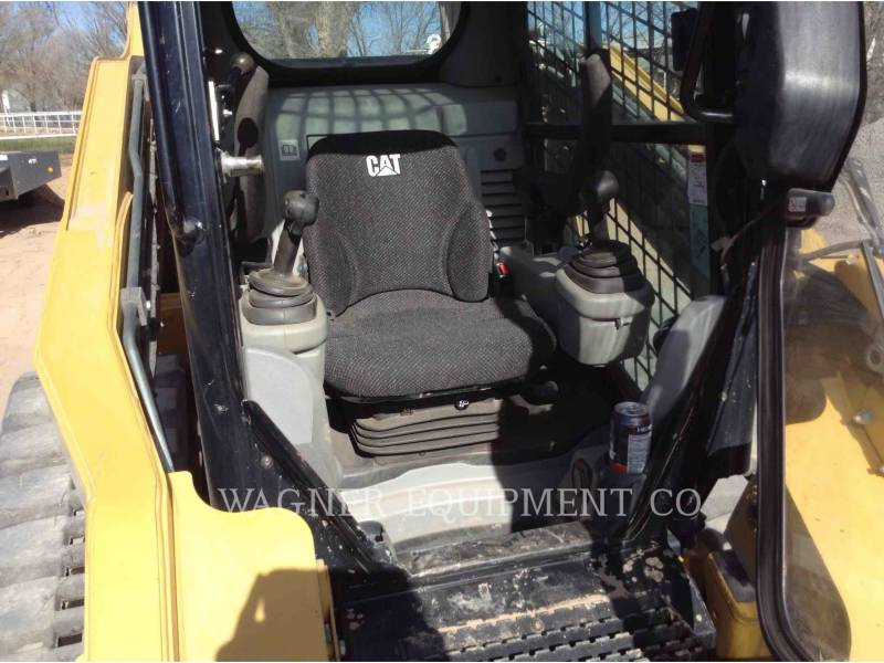 CATERPILLAR MINICARGADORAS 289C HF equipment  photo 7