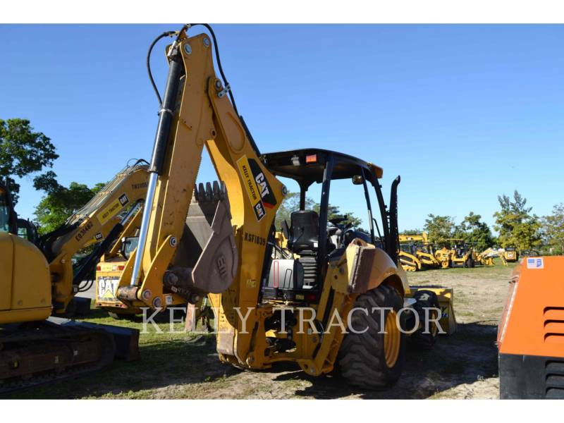 CATERPILLAR バックホーローダ 416FST equipment  photo 3