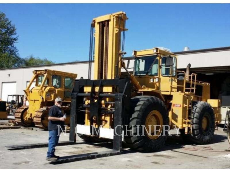 CATERPILLAR CARGADORES DE RUEDAS 988B equipment  photo 5