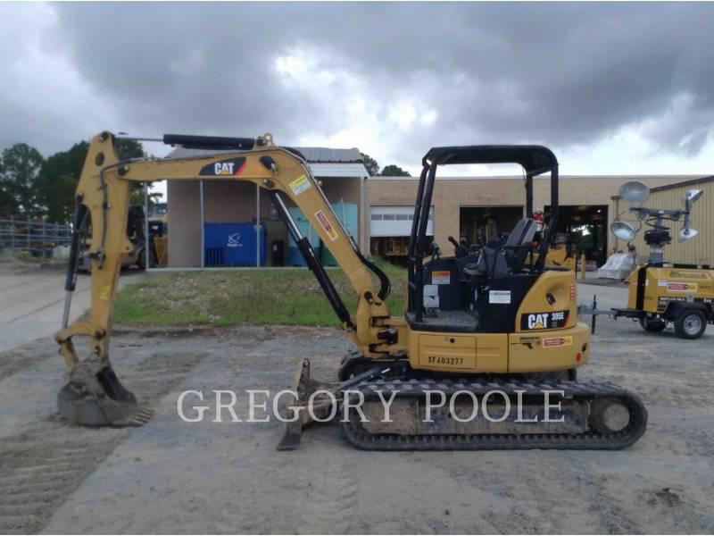 CATERPILLAR トラック油圧ショベル 305E CR equipment  photo 11