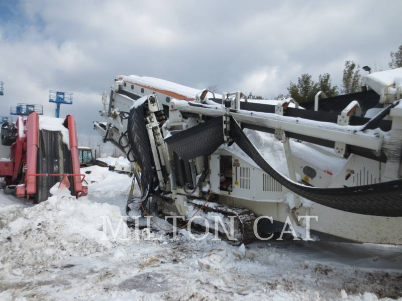 METSO CRIBAS ST458_MT equipment  photo 3