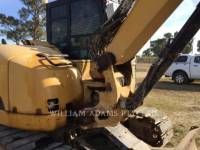 CATERPILLAR TRACK EXCAVATORS 308D CR equipment  photo 3
