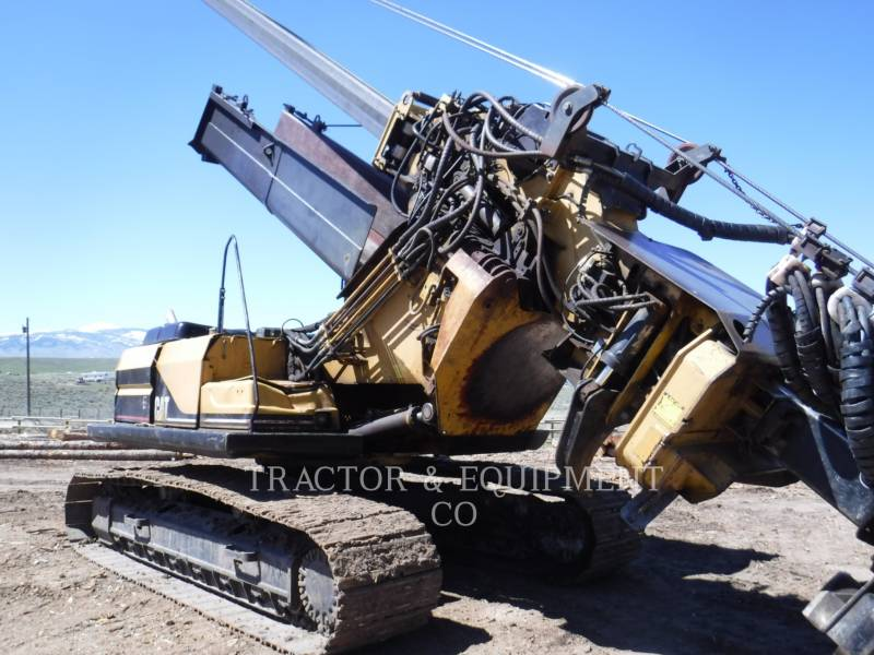 CATERPILLAR TRACK EXCAVATORS 322B L equipment  photo 4