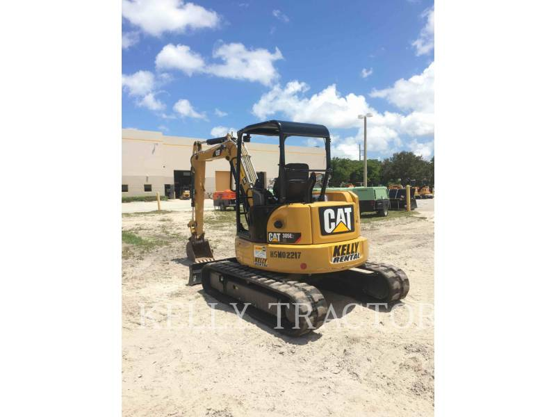 CATERPILLAR KETTEN-HYDRAULIKBAGGER 305E2CR equipment  photo 5