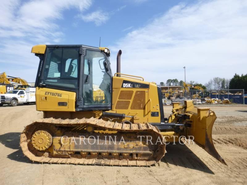 CATERPILLAR TRATORES DE ESTEIRAS D5K2LGP equipment  photo 5