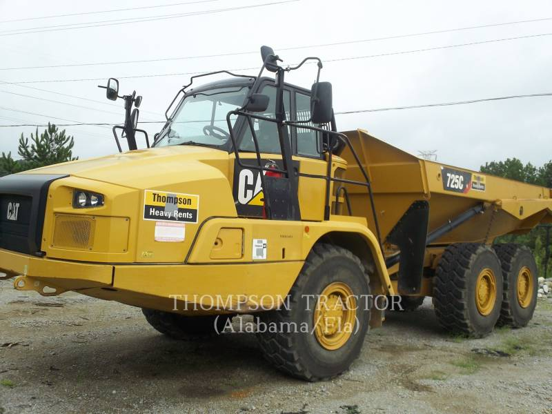 CATERPILLAR TOMBEREAUX ARTICULÉS 725C T4F equipment  photo 2